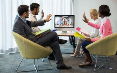 How do I lead remote and office employees?